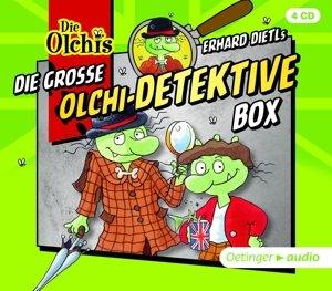 Die große Olchi-Detektive-Box (4 CD)