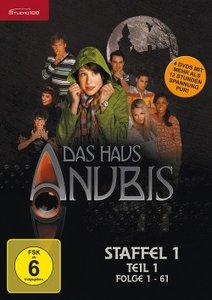 Das Haus ANUBIS - Staffel 1.1 (Episoden 1-61)