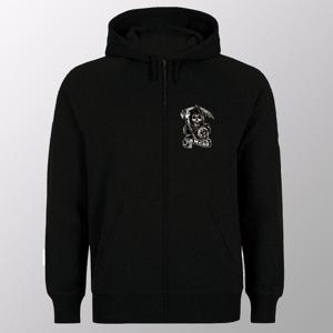 Reaper Guns (Zipper XL/Charcoal) - zum Schließen ins Bild klicken