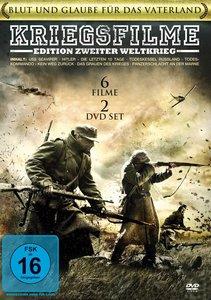 Kriegsfilme Edition - Zweiter Weltkrieg