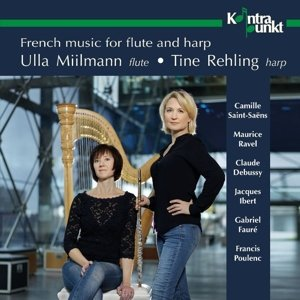 French Music For Flute And Harp