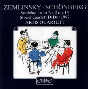 Streichquartett op.15/Streichquartett D-Dur (1897)