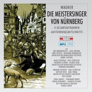 Die Meistersinger Von Nürnberg-MP3 Oper