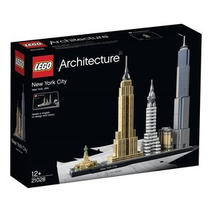 LEGO® Architecture 21028 - New York City