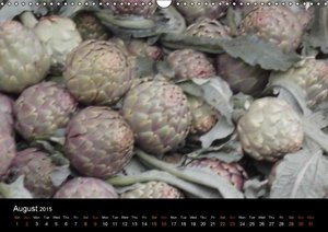 Bazars - A Whiff of Orient (Wall Calendar 2015 DIN A3 Landscape)