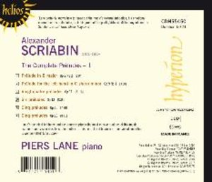 Die Preludes Vol.1