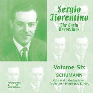 Die frühen Aufnahmen Vol.6-Schumann