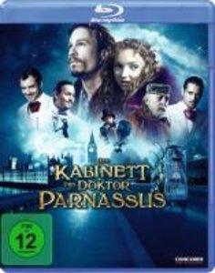 Das Kabinett des Doktor Parnassus (Blu-ray)