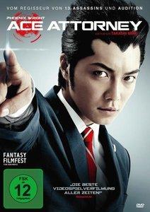 Ace Attorney - Phoenix Wright