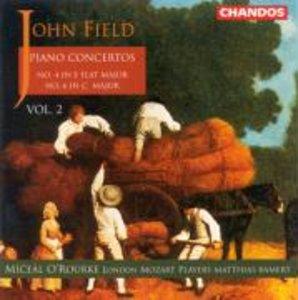 Klavierkonzerte Vol.2