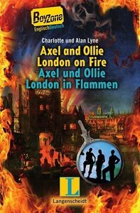 Axel and Ollie and the Great Fire of London - Axel und Ollie und