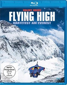 Flying High-Härtetest am Everest-Blu-ray Disc