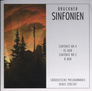 Sinfonien 4+5