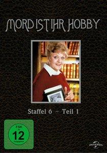 Mord ist ihr Hobby - Staffel 6.1
