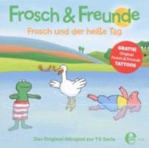 (4)HSP z.TV-Serie-Frosch und der heiáe Tag