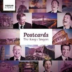 Postcards - Volkslieder aus aller Welt