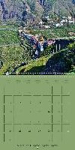 Beautiful La Gomera (Wall Calendar 2015 300 &times 300 mm Square