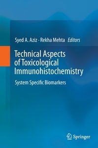 Toxicological Immunohistochemistry