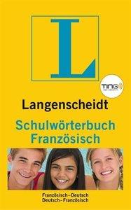 Langenscheidt Schulwtb. Französisch TING-Edition