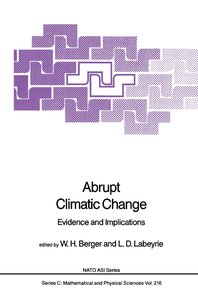 Abrupt Climatic Change