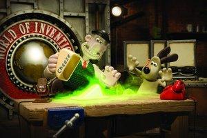 Wallace & Gromit - Welt der Erfindungen
