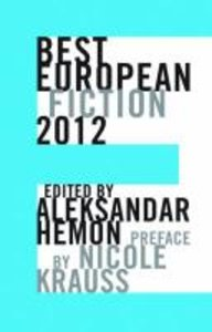 Best European Fiction 2012