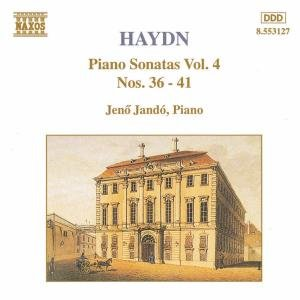 Klaviersonaten 36-41