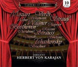 Dirigent Herbert von Karajan