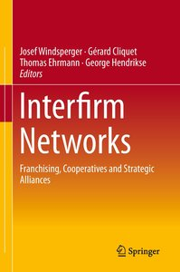 Interfirm Networks