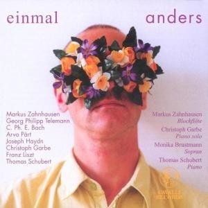 Einmal Anders-Komponisten Spielen Eigene Werke