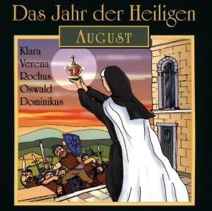 Jahr Der Heiligen-August