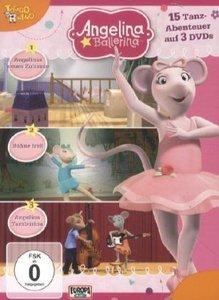 01/3er DVD Angelina-Folgen 01/02/03
