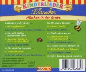 Kinderlieder Klassiker 1: Häschen in der Grube