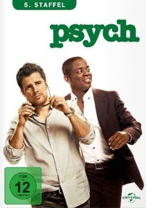 Psych - 5. Staffel