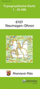 Neumagen-Dhron 1 : 25 000