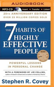 7 Habits of Highly Effective People, The: 25th Anniversary E