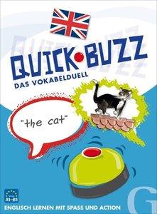QUICK BUZZ - Das Vokabelduell Englisch