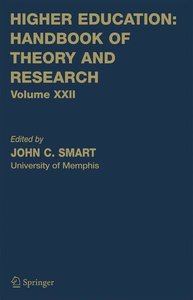 Higher Education: Handbook of Theory and Research 22