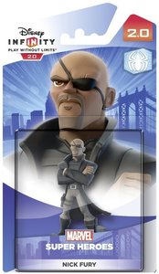 Disney Infinity 2.0 - Figur Nick Fury Marvel Super Heroes (2)