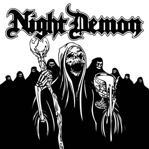 Night Demon (Ltd.Black/White LP)