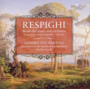 Respighi-Werke für Klavier und Orchester