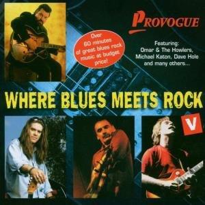 Where Blues Meets Rock Vol.5