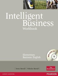 Intelligent Business Elementary Workbook (with Audio CD)