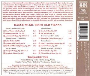 Alt Wiener Tanzmusik