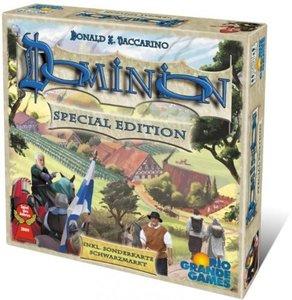 Rio Grande 1401 - Dominion Basisspiel, Special Edition, Neuaufla