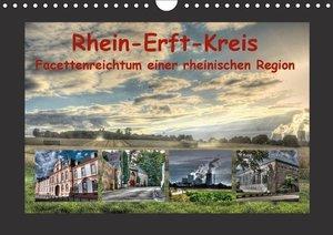 Rhein-Erft-Kreis - Facettenreichtum einer rheinischen Region (Wa