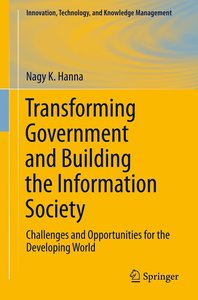Transforming Government and Building the Information Society