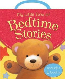My Little Box of Bedtime Stories: Can't You Sleep, Puppy?/Time t