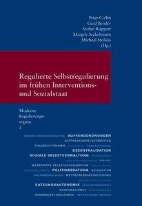 Regulierte Selbstregulierung im frühen Interventions- und Sozial