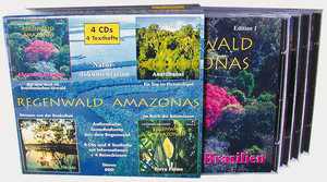 Regenwald Amazonas,Ed.1-4